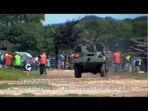 Tankfest 2011 Morris Mk2 Light Reconnaissance Vehicle