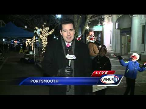 NH residents ready to ring in new year at events in Wolfeboro, Portsmouth