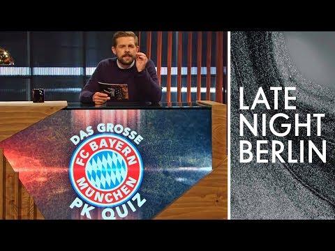 FC Bayern München: Was ist die richtige Lösung? | Das Quiz | Late Night Berlin | ProSieben