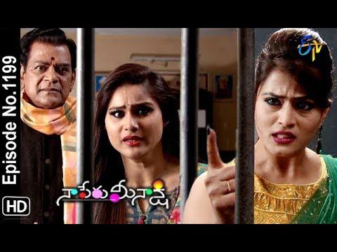 Naa Peru Meenakshi | 5th  February 2019 | Full Episode No 1199 | ETV Telugu
