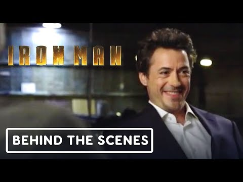 Avengers: Endgame - Robert Downey Jr.'s Iron Man Screen Test