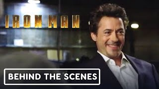 Avengers: Endgame - Robert Downey Jr.'s Iron Man Screen Test