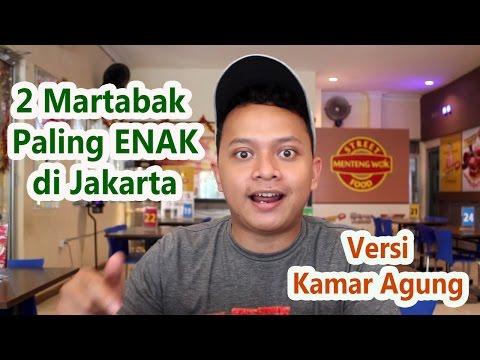 2 Martabak Paling Enak di Jakarta (#KamarAgung eps.4)
