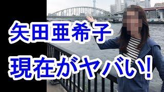 矢田亜希子の現在がヤバすぎる!20年前との画像比較でわかったこと! *...