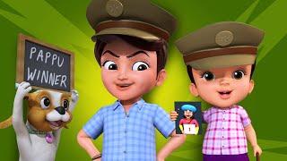 கண்டுபிடி திருடனைத்தான் கண்டுபிடி | Hindi Rhymes for Children | Infobells