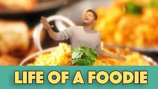Life of a Foodie | MangoBaaz