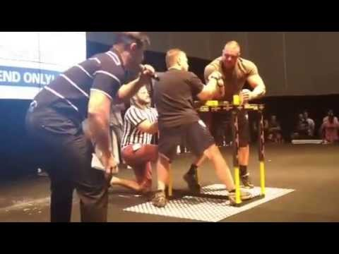 Strongman vs John Brzenk