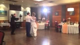Свадебный танец за два урока!!!