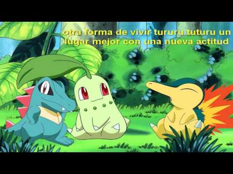 Pokemon Johto Cancion Original Completa