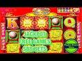 FREE GAMES/ POT CLOSED/ HUGE LINE WINS/ 88 FORTUNES SLOT JACKPOT/ MAX BETS