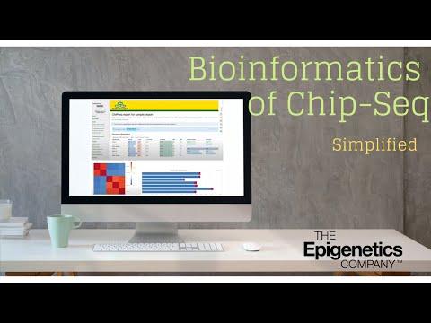 Bioinformatics of Chip-seq