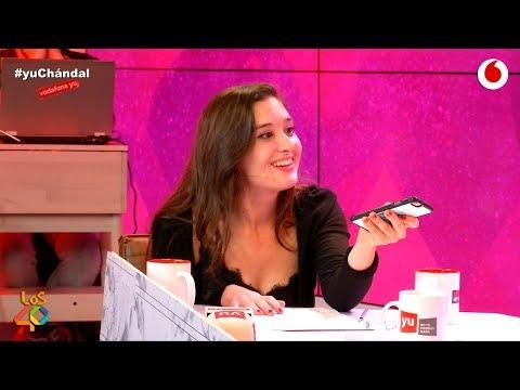 Victoria Martín (Chica Fitness) predice el futuro de Dani Mateo #yuChándal