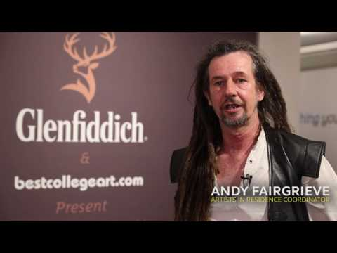 Artist In Residence Programme by Glenfiddich (Brand connect initiative)