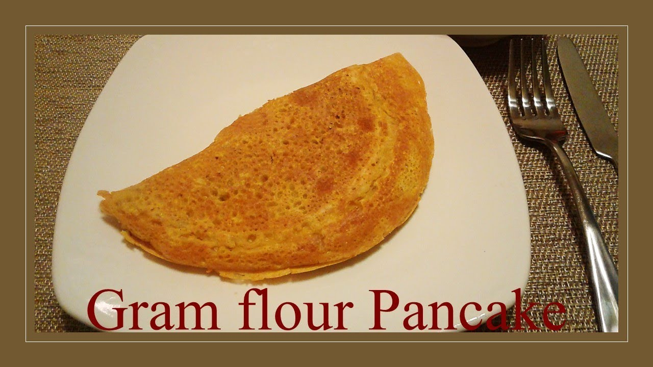 how to make pancakes with flour
