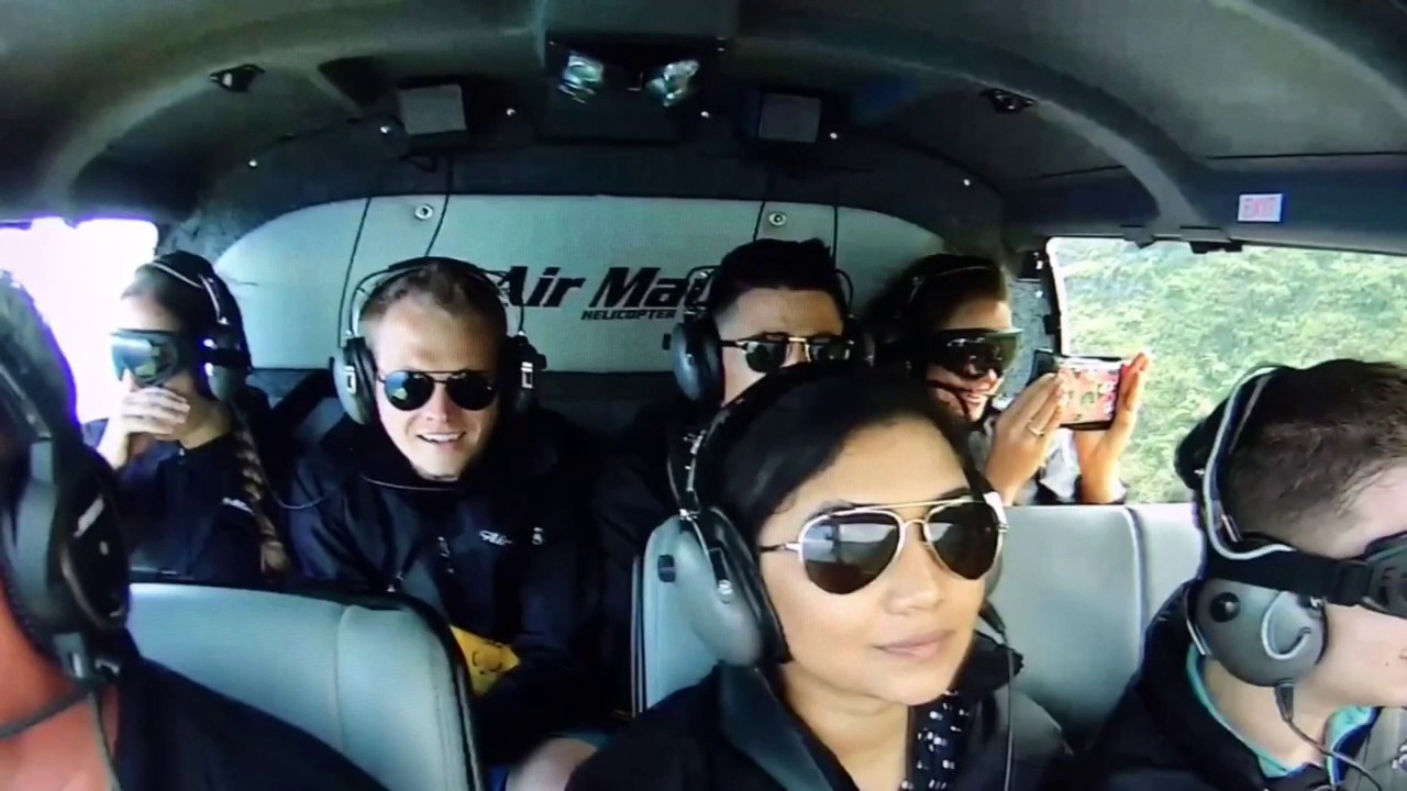 Air Maui Helicopters Doors Off  sc 1 st  YouTube & Air Maui Helicopters Doors Off - YouTube
