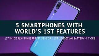 5 Smartphones with World