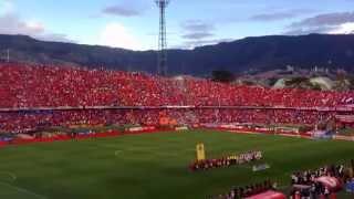 Medellin vs Tolima - Semifinal liga Aguila - Salida DIM