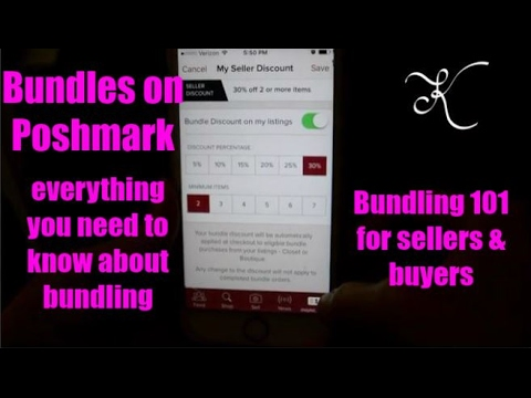BUNDLES on POSHMARK Everything You Need to Know about Bundling