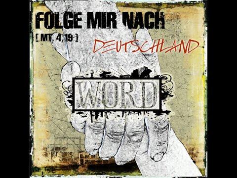 [CD] - WORD - Folge Mir nach Deutschland - Album - kostenlos - christlich - Hip Hop - Rap