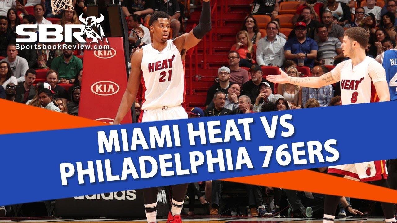 Miami Heat vs  Philadelphia 76ers | NBA Picks | With Joe Gavazzi