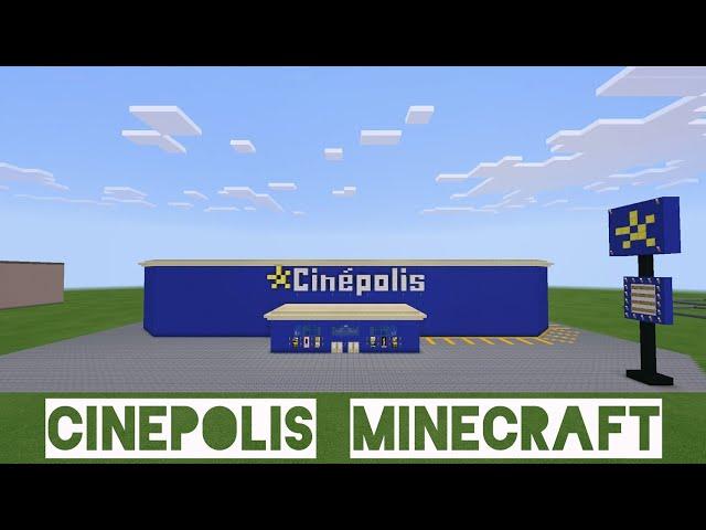 CINÉPOLIS MINECRAFT TOUR