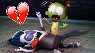 Funny Animated Cartoon | Spookiz Zizi and Culas Heart Attack of Love | Cartoon for Children
