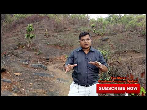 (Property Sold) 3 Acre Agriculture Land for Sale in Konkan, In Just Rs 10 Lakhs.
