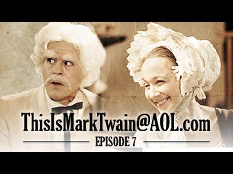 MARK TWAIN TAKES ON BLIND DATING! - ThisIsMarkTwain@aol.com - Season 2 Ep 7