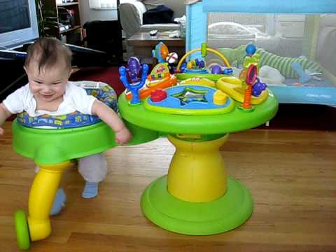 734e8bf2c154 Dylan - Bright Starts Around We Go Activity Station - Coolest Baby ...