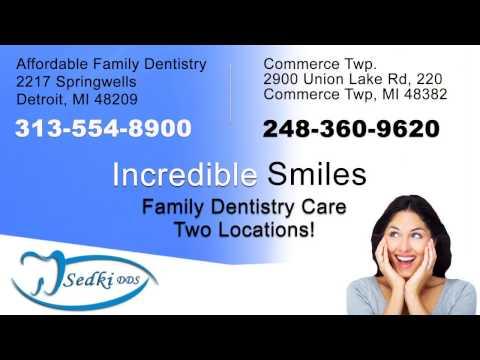 Dentist Commerce MI Dr Sedki Family & Cosmetic Dental Office
