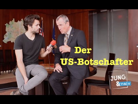The US Ambassador to Germany - Jung & Naiv: Episode 36 (remastered)