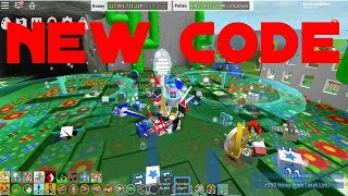 NEW *OP* CODE ON ROBLOX BEE SWARM SIMULATOR!!! #146