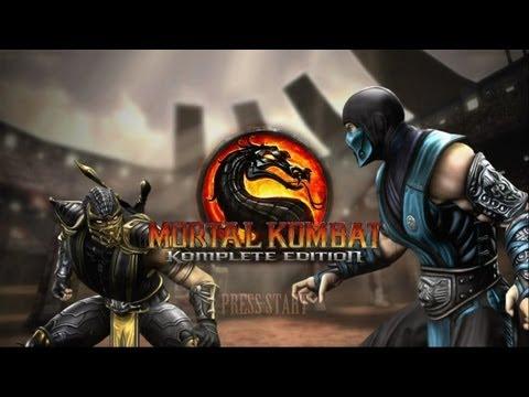 Xbox 360 Longplay [115] Mortal Kombat (2011) (part 1 of 5)