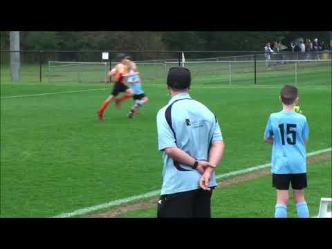 2018 U12A Grand Final - Terrigal vs Berkeley Vale
