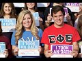 A special message from Alpha Delta Pi and Sigma Phi Epsilon