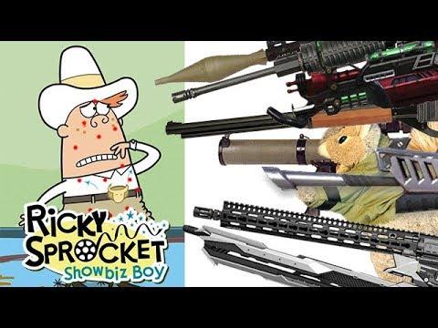 Squirrel Talk   Ricky Sprocket