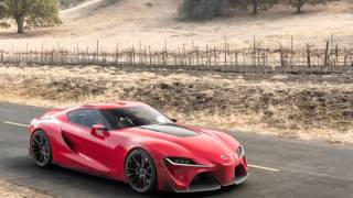 2018 Toyota Supra : Performance, News, Specs