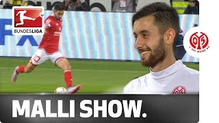 Mainz's Malli Delivers One-Man Show as Klopp Watches On