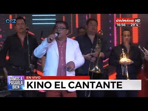 Kino El Cantante - Recital En Vivo - Vamos A Pasarla Bien (Cronica HD - 22/09/18)
