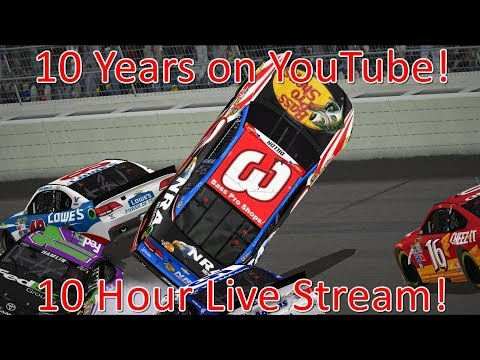 "Streaming 10 Hours of ""Can I Recreates?"" Celebrating 10 Years on YouTube! 