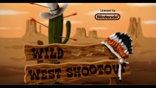 """[Wii] Introduction du jeu """"Wild West Shootout"""" de Tradewest Games (2011)"""