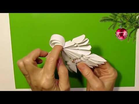 Поделки к рождеству христову своими руками из бумаги