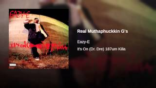 Real Muthaphuckkin G