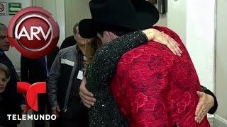 José Manuel Figueroa dice que no hay problemas familiares | Al Rojo Vivo | Telemundo