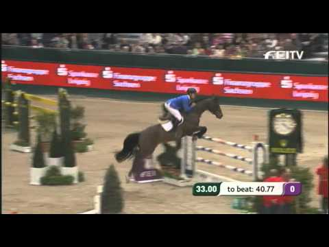 Rolex FEI World Cup 2011/12 - Leipzig News