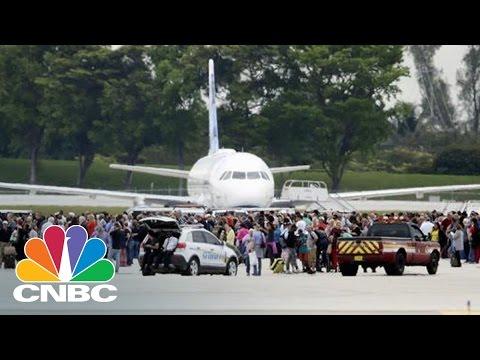 Florida Airport Shooter Identified As Esteban Santiago | Closing Bell | CNBC