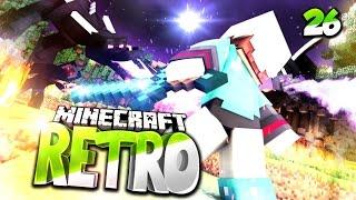 TOTALE ZERSTÖRUNG & DAS ENDE ? • Minecraft RETRO #26 | Minecraft Roleplay • Deutsch | HD