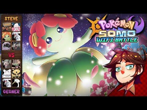 ★ ZU unbekannt und ZU stark- Pokemon Ultra Sonne/Mond WiFi Battle [German/Deutsch]