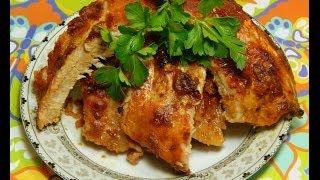 Ребрышки свиные.Свиные ребрышки в духовке.(Мясное блюдо.)