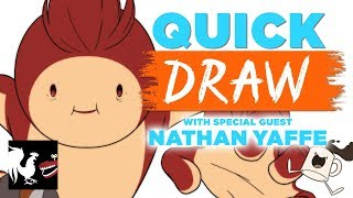 Quick Draw with Nathan Yaffe thumbnail